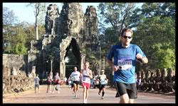 ANGKOR EMPIRE MARATHON - AUG 2019