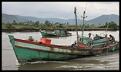 1: PHNOM PENH TO KAMPOT